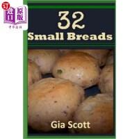 【中商海外直订】32 Small Breads