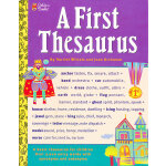 A First Thesaurus (Little Golden Book, Reference) 第一本同义词典 (