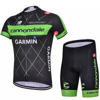 车队版骑行服短袖套装男夏季环法自行车衫单车短上衣短裤户外装备