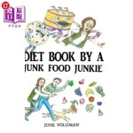【中商海外直订】Diet Book By a Junk Food Junkie