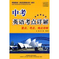 中考英语考点详解