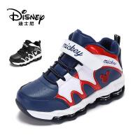 【达芙妮年货节】迪士尼 冬款童鞋系带男童运动鞋冬靴