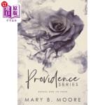 【中商海外直订】Providence Series Books 1-4