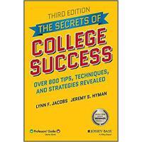【预订】The Secrets of College Success 9781119561804