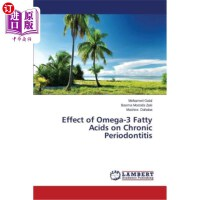 【中商海外直订】Effect of Omega-3 Fatty Acids on Chronic Periodonti