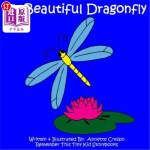【中商海外直订】Fly Beautiful Dragonfly