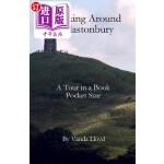 【中商海外直订】Walking Around Glastonbury: Pocket Edition