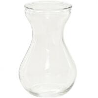 养花的玻璃瓶 风信子透明玻璃水培容器绿萝水仙花瓶子养花水培瓶绿植小花瓶
