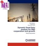 【中商海外直订】Dynamic Panel Data Analysis for R&d Cooperation and
