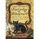 【预订】A Year and a Day of Everyday Witchcraft: 366 Ways to Wi