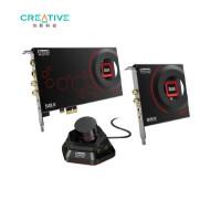 创新(Creative)Sound Blaster ZxR旗舰版 优质乐音体验 子母卡搭配提供完善的连接方案 高保真专业声卡
