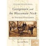 【预订】Georgetown and Waccamaw Neck in Vintage Postcards