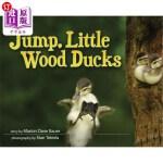 【中商海外直订】Jump, Little Wood Ducks