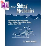 【中商海外直订】The New Skiing Mechanics