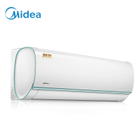 美的(Midea)1.5匹 静音纤薄 冷暖 挂壁式 3级能效 定频家用挂机空调KFR-35GW/WDBD3@