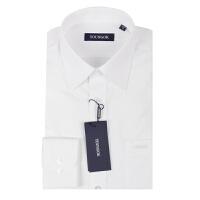 雅戈尔男士秋季新款正品商务正装工装白色免烫长袖衬衫VP19001