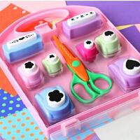 儿童DIY益智玩具 省力压花器打花器花器礼盒套装儿童节 创意礼物