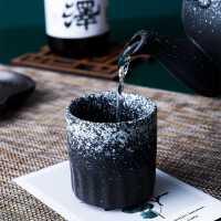 茶杯陶瓷单个小茶杯日本茶具主人杯纯手工茶碗家用功夫茶杯子小号