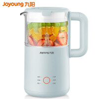 九阳(Joyoung)迷你豆浆机0.3L小型破壁机免过滤全自动多功能搅拌料理机 DJ06X-D560