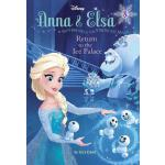【预订】Anna & Elsa #8: Return to the Ice Palace (Disney Frozen