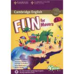 Fun for Movers Student's Book with Online Activities with A