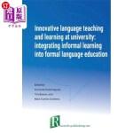 【中商海外直订】Innovative Language Teaching and Learning at Univer