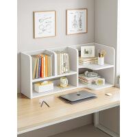 【爆款】简易书架置物架桌上小书柜简约现代书桌储物柜收纳架学生架子