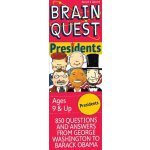 Brain Quest Presidents 智力开发系列:总统 ISBN9780761139980