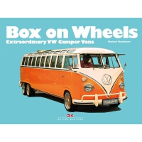 【预订】Extraordinary VW Camper Vans Box on Wheels 978366711324