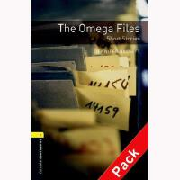 Oxford Bookworms Library Level 1 The Omega Files ShortStori