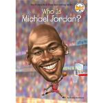 现货 英文原版 Who Is Michael Jordan?
