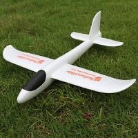 20190309180353529橡皮筋动力双翼滑翔飞机小学生课外模型拼装泡沫航模飞机玩具潮