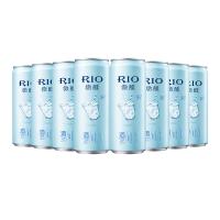 RIO锐澳微醺乳酸菌口味鸡尾酒套餐 预调酒洋酒330ml*8罐