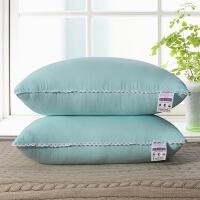 整头芯枕头枕芯一对装可爱家用护颈防螨舒适情侣助睡眠