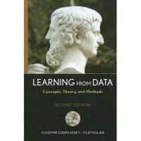 【预订】Learning from Data: Concepts, Theory, and Methods