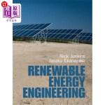 【中商海外直订】Renewable Energy Engineering