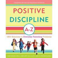 英文原版 正面管教A-Z:日常养育难题的1001个解决方案 Positive Discipline A-Z: 1001