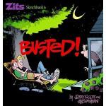 【预订】Busted!: Zits Sketchbook #6