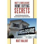 【预订】Matt's Foreclosure Home Buying Secrets: How to Find, Re