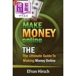 【中商海外直订】Make Money Online: The Ultimate Guide to Making Mon