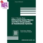 【中商海外直订】Differential Galois Theory and Non-Integrability of