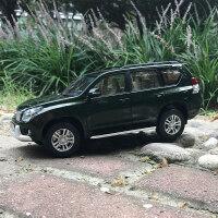 原厂1:18 一汽丰田 普拉多 霸道PRADO合金汽车模型越野车车模品质定制