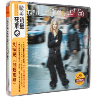 正版 艾薇儿专辑 Avril Lavigne: 展翅高飞 Let Go (CD)附歌词本