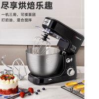 志高厨师机和面机 台式打蛋器电动厨师机家用多功能和面机奶油小型全自动搅拌机 全自动厨师机 打发蛋清奶油 和面出膜