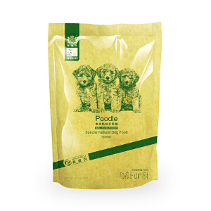 耐威克 狗粮 贵宾泰迪犬主粮 奶糕犬粮1kg专宠专用