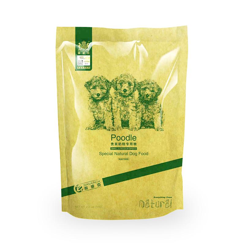 耐威克 狗粮 贵宾泰迪犬主粮 奶糕犬粮1kg专宠专用全国包邮(新疆、西藏地区除外) 满199-20