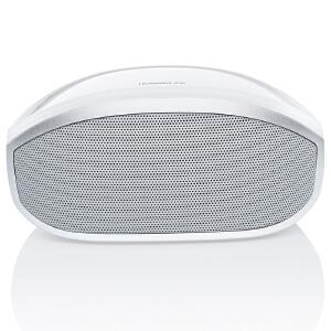 【当当自营】卡农(iKANOO)i608 无线蓝牙音箱 便携式音箱 玉石白