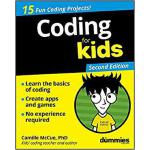 【预订】Coding For Kids For Dummies, 2Nd Edition 9781119555162