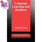 【中商海外直订】Language Learning and Deafness