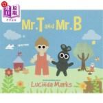 【中商海外直订】Mr. T and Mr. B